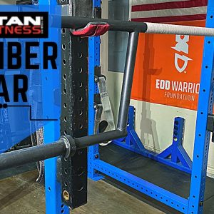 Titan Fitness Camber Bar | Is Titan Improving? | Positive Review | Strongman Gym Equipment Review
