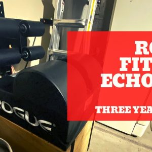 Rogue Fitness Echo GHD | Three Years Later | Equipment Review | Garage Gym Review
