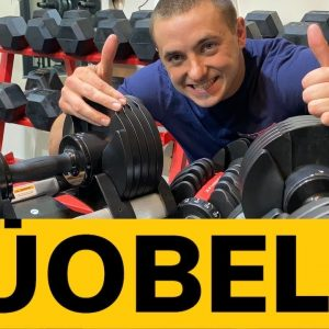BETTER THAN NÜOBELL? Core Home Fitness vs Ativafit Adjustable Dumbbells Review: Nuobell Flexbell