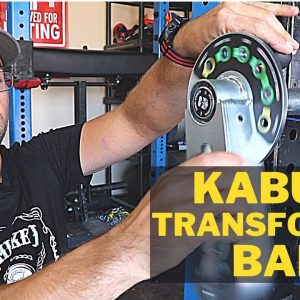 In-Depth Look | Kabuki Strength Transformer Bar | Best Specialty Bar Ever | Strongman Garage Gym