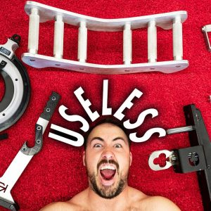 5 UNIQUE & Useful/USELESS Fitness Products