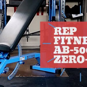 REP Fitness AB-5000 Zero-Gap Bench | Best Affordable Adjustable Bench | Garage Gym Review