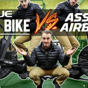 Assault AirBike vs Rogue Echo Bike!