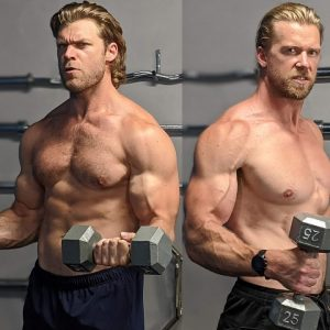 Back & Biceps DUMBBELL ONLY WORKOUT