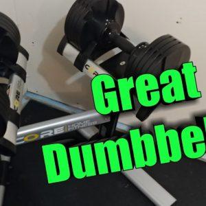 Best adjustable dumbbells - Core Home fitness adjustable dumbbell set