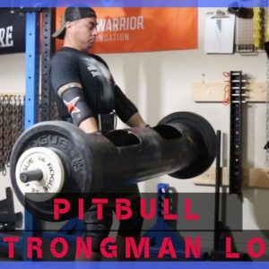 Equipment Review | Pitbull Strongman Log