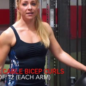 FT2 Gun Show: Biceps and Triceps with Ashley Pyka
