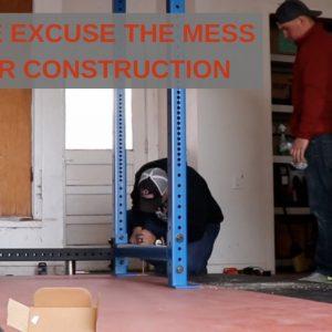 Garage Gym Build | Rogue Home Gym | Assembly Video