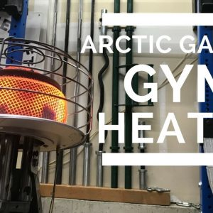 Garage Gym Portable Heater