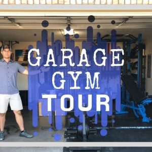 Garage Gym Tour | Strongman Edition