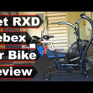 Goodbye Airdyne. Hello Xebex Air Bike.