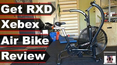 Goodbye Airdyne. Hello Xebex Air Bike.