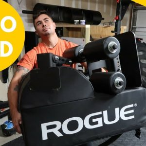 Gym Equipment Demo & Review: Rogue Echo GHD