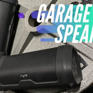 Gym Speaker System | Nyne Boost Bluetooth Speakers | Gym Equipment Review