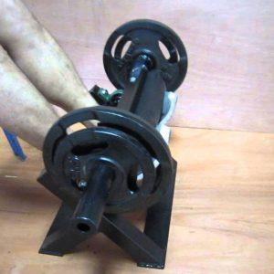gymware.com - Tibia Dorsi Calf Machine
