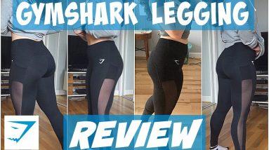 HONEST Gymshark Legging Review