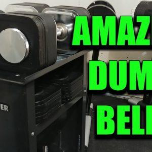 Ironmaster Adjustable Dumbbells - Best Home gym Dumbbells