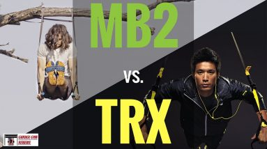 Monkii Bars 2 vs TRX: A Search for the Ultimate Suspension Training System