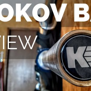Klokov Equipment 20 KG Weightlifting Bar Review!