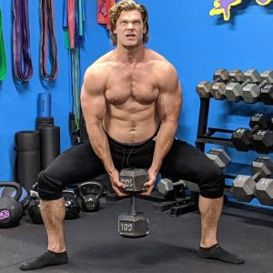 LEGS Dumbbell Only Workout