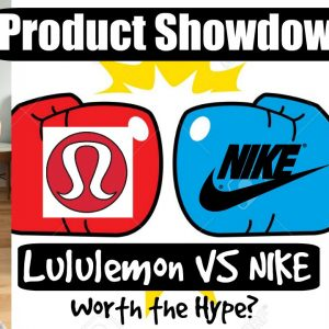 Lululemon Vs. Nike Leggings | High Rise Leggings Review | Worth The Hype?