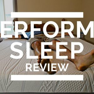 PerformaSleep Mattress Review: A Mattress for Athletes