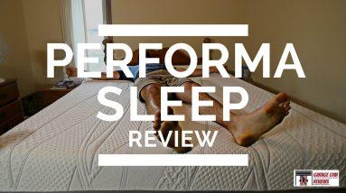 PerformaSleep Mattress Review: A Mattress for Athletes