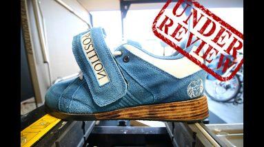 Position Blue Suede Shoes Review