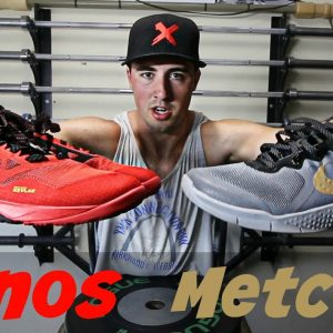 Reebok CrossFit Nano 6.0 vs. Nike Metcon 2 Showdown