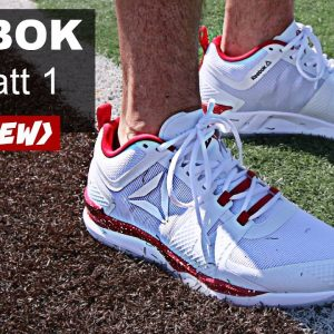 Reebok JJ Watt 1 Shoes REVIEW