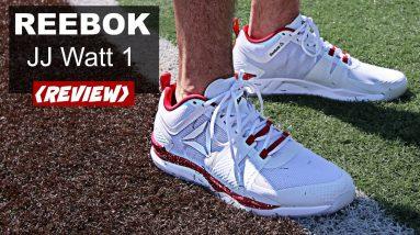 Reebok JJ Watt 1 Shoes REVIEW