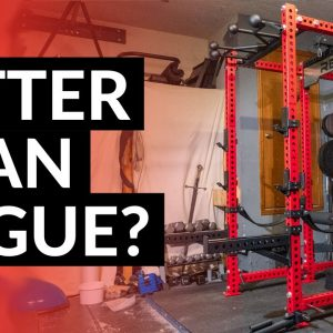 Rep PR-5000 V2 Power Rack Review: Better than Rogue Monster Rack?