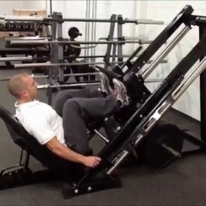 Review: Dual-Use Leg Press and Hack Squat