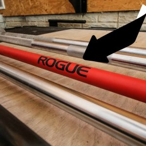 Rogue Cerakote Barbell Review!