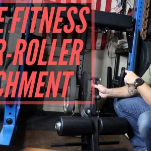 Rogue Fitness Hyper Roller Attachment | Assembly and First Impression