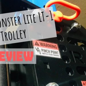 Rogue LT-1 Monster Lite Trolley Initial Review