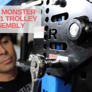 Rogue Monster Lite LT-1 Trolley Assembly