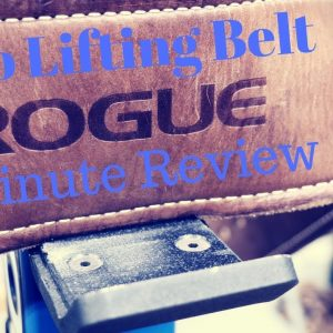 Rogue Ohio Belt: 3 Minute Review ⏰