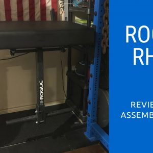 Rogue Rack Mounted Reverse Hyper RH-2I Review and Assembly