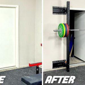 Rogue RML-90SLIM Rack Review: Doorway Squat Rack?