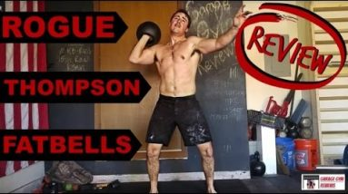 Rogue Thompson Fatbells Review