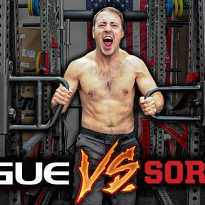 Rogue vs Sorinex Adjustable Jammer Arms Showdown