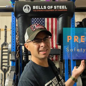 Bells of Steel | Premium Safety Squat Bar | Unboxing and Initial Review | Strongman Home Gym Review