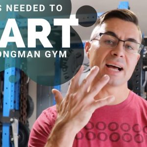 Start a Strongman Garage Gym | First 5 Priorities