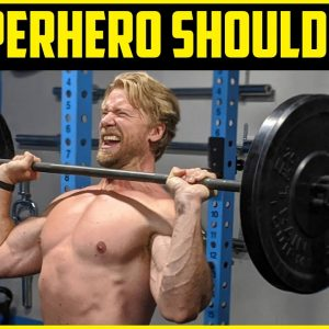 SUPERMASSIVE SHOULDERS WORKOUT | Superhero Plan Stage 3 Day 3
