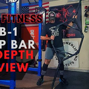Rogue Fitness TB-1 Trap Bar | Overpriced? | Super-Heavy Trap Bar Training | In-Depth Review