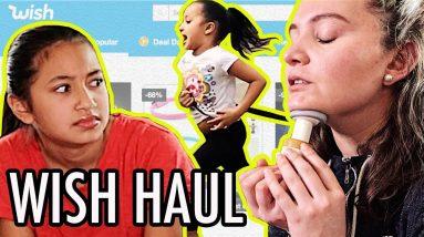Testing Wish Fitness Gadgets | WISH HAUL