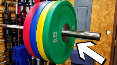 The Best Bumper Plates I've Ever Used...