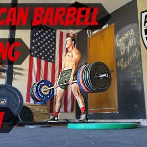 The Rogue Bar Killer: American Barbell Training Bar