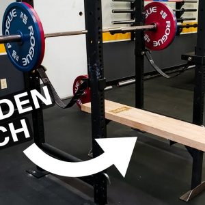 The Starting Strength Wooden Bench Press Review!